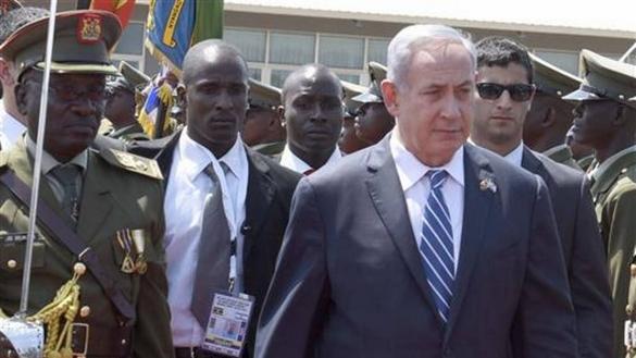 Israel souhait s'implanter en Afrique et occuper un poste d'observateur à l'Union Africaine.