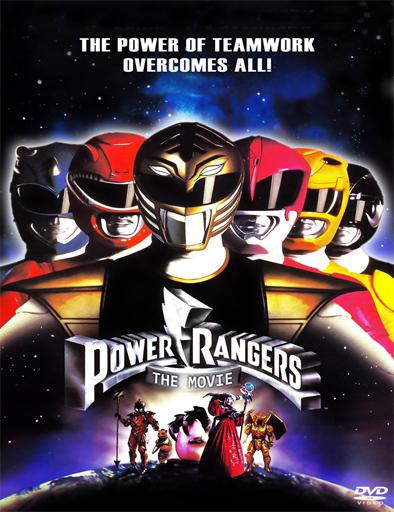 power rangers la película 1995 dvdrip latino