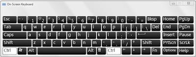 cara memakai keyboard tanpa mouse di excel Menggunakan Keyboard Tanpa Mouse di Excel