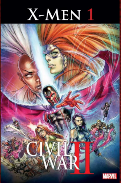 X-Men Guerra Civil II