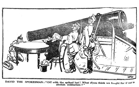 Today in Social Sciences...: To end with WW1
