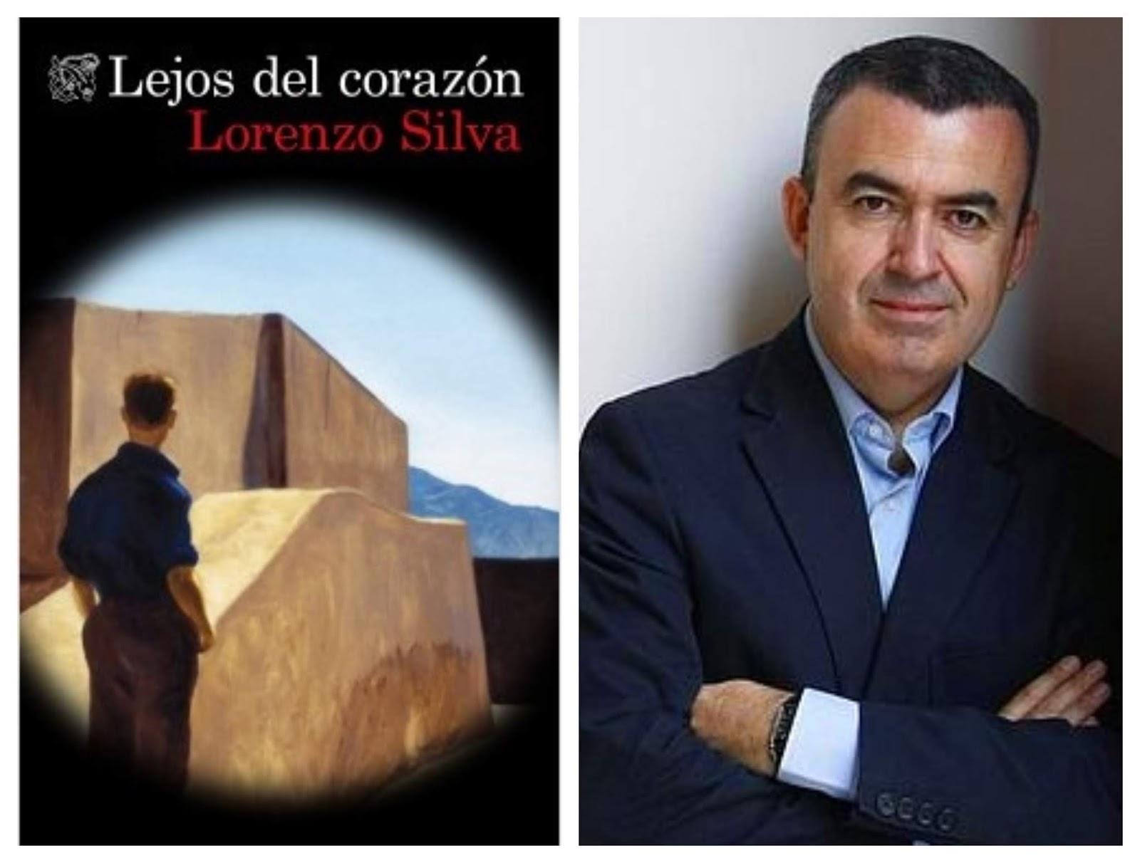 PRESENTACIÓN LEJOS DEL CORAZÓN - LORENZO SILVA   De lector