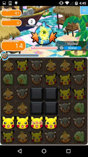Pokemon Shuffle Mobile v1.8.0 Mod Apk (Max Level)