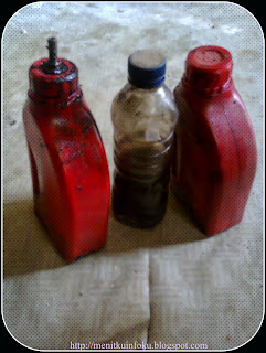 cara mengolah oli bekas sebagai bahan bakar