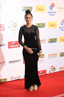 Vennela in Transparent Black Skin Tight Backless Stunning Dress at Mirchi Music Awards South 2017 ~  Exclusive Celebrities Galleries 082.JPG