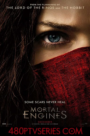 Mortal Engines (2018) HDTS 350MB Full Hindi Dual Audio Movie Download 480p thumbnail