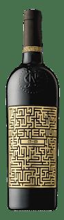 sticla vin design deosebit