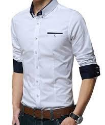 Kumpulan Baju Kemeja Muslim Keren Untuk Pria Trend Terbaru Saat Ini