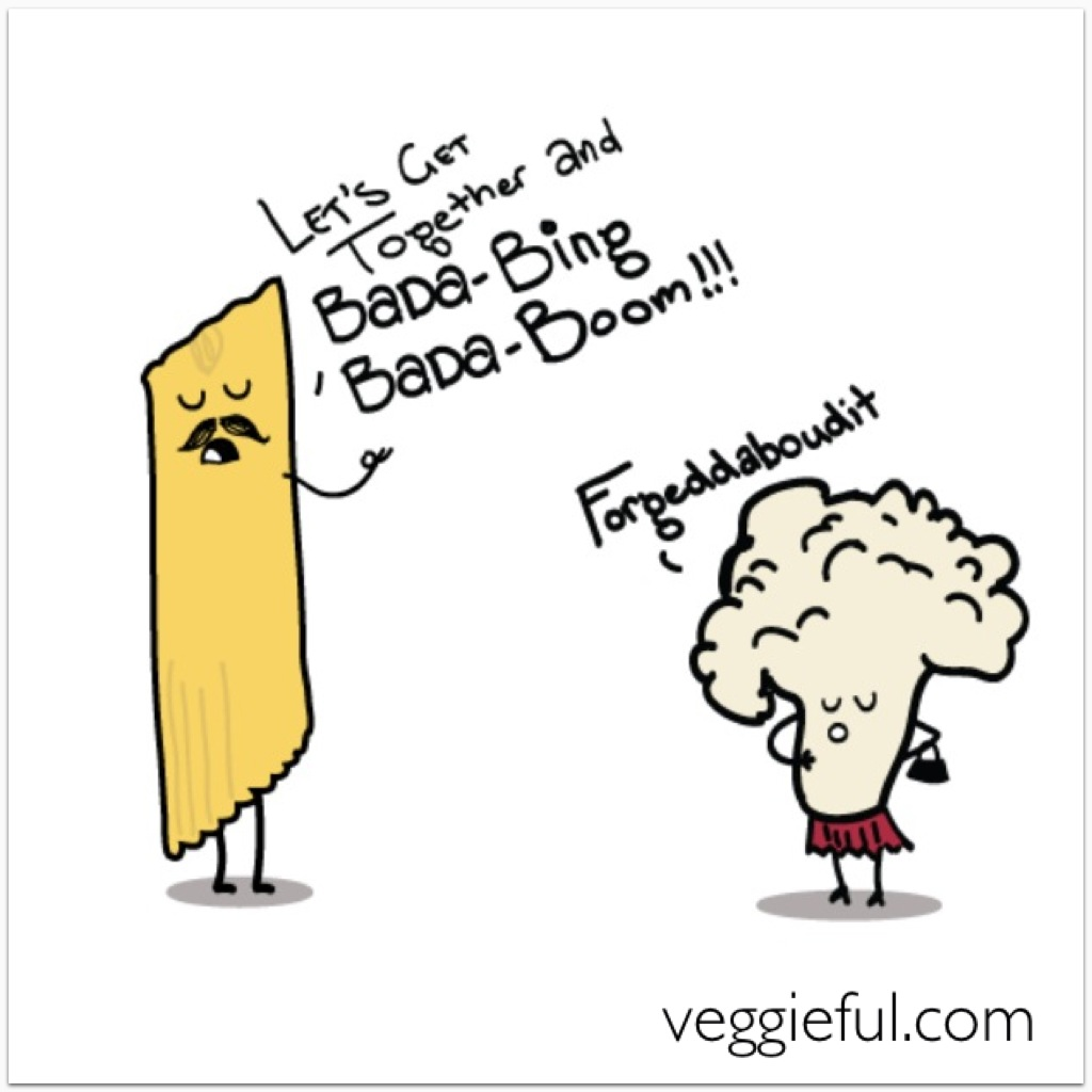 Veggieful  Penne with ...