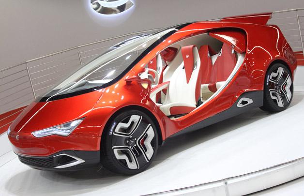 Auto ibride in arrivo dalla russia for Case futuristiche