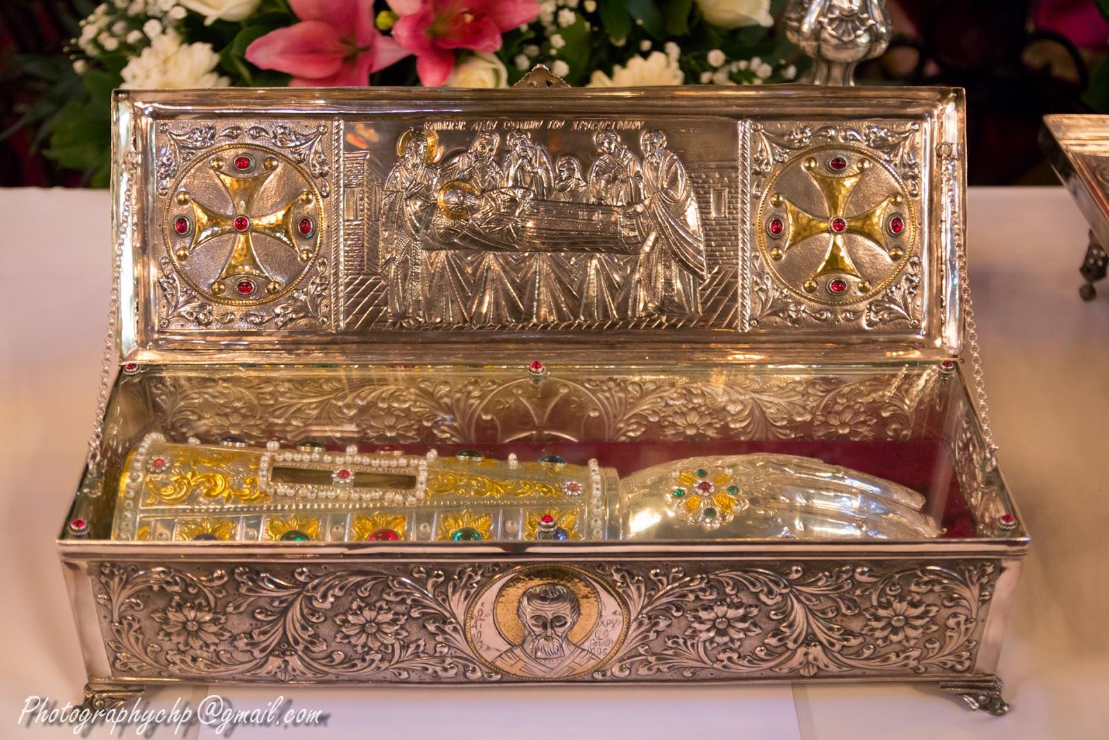 Λείψανα της Ιεράς Μονής Αγίων Αυγουστίνου Ιππώνος και Σεραφείμ του Σάρωφ σε ιερά περιοδεία http://leipsanothiki.blogspot.be/