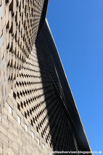 View of Switch House, Tate Modern   Petite Silver Vixen