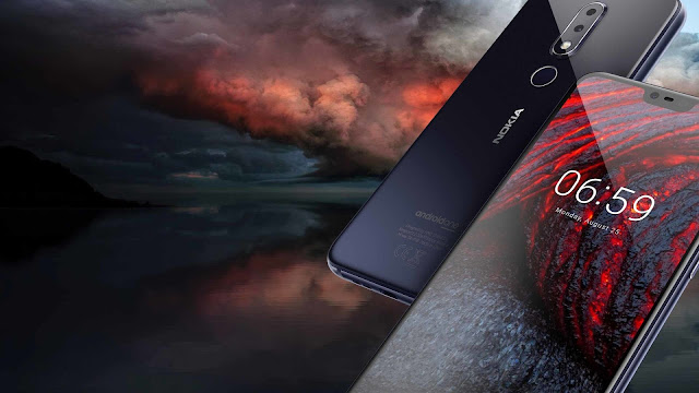 Spesifikasi dan Harga Nokia 6.1 Plus Smartphone Murah Mirip iPhone X