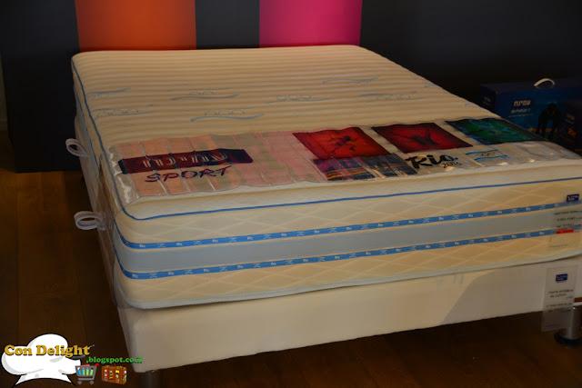 מיטת עמינח ספורט aminah sport bed