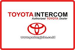 Lowongan Kerja Padang: Toyota Intercom November 2018