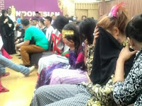 Acara Fashion Show  'Pamer Aurat'  Di Banda Aceh Dibubarkan Wali Kota