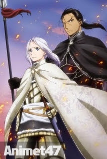 Arslan Senki - The Heroic Legend of Arslan 2015 Poster