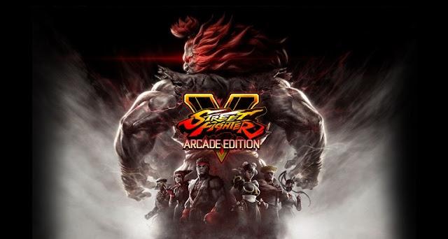 تأجيل إصدار لعبة Street Fighter V Arcade Edition على جهاز PS4 لبضعة أيام و هذا موعدها الجديد ...