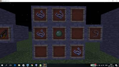 minecraft lasszó crafting
