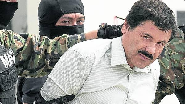 México captura a 'El Chapo' Guzmán
