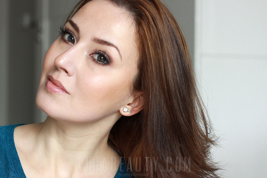 CZYTAJ DALEJ >> Mineralnie z Lily Lolo • makijaż dzienny • Atqa Beauty Blog