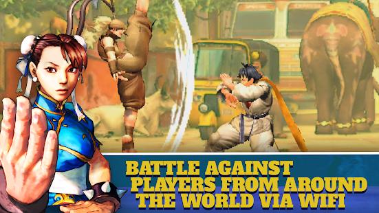 Street Fighter IV Champion Edition apk Mod Full