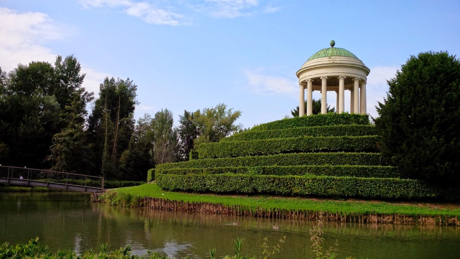 Parco Querini in Vicenza