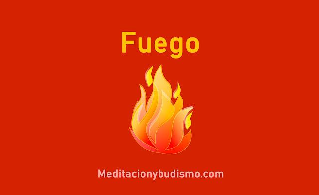 Elemento chino - El Fuego