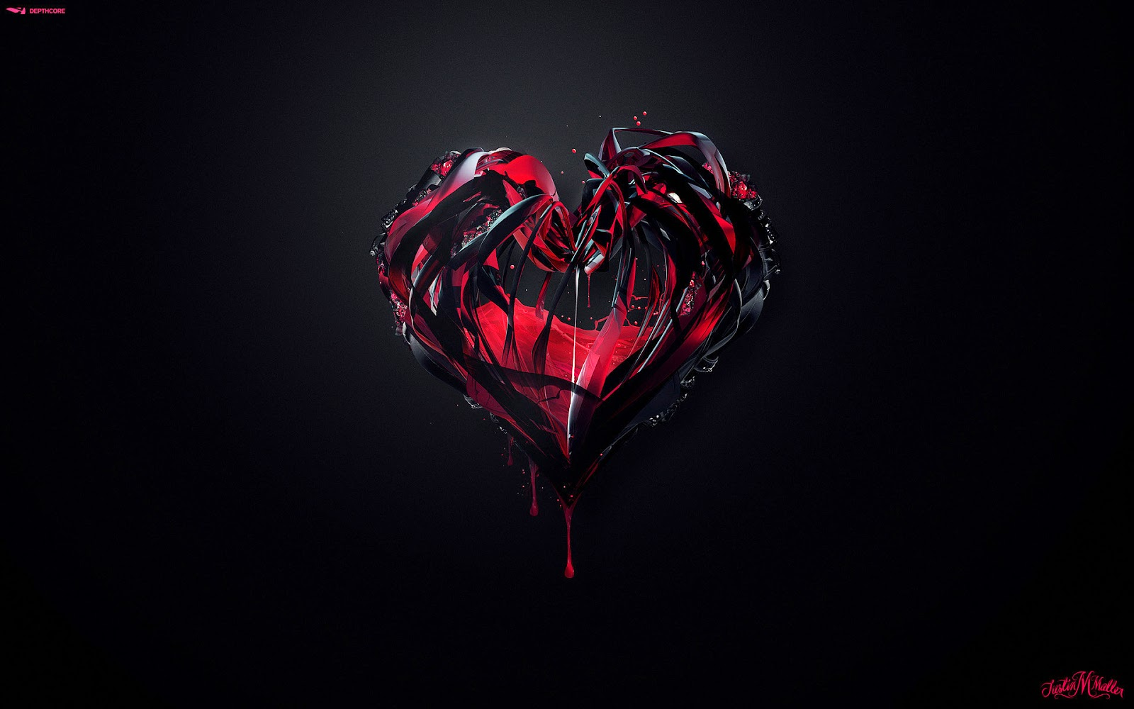 Unique+HD+Wallpaper Dark+Love