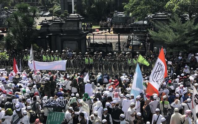 Durhaka !! GNPF-MUI Akan Demo Tolak Perppu Ormas, Padahal MUI Pusat Dukung Penuh Perppu Ormas