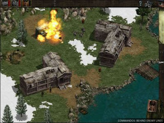 Commandos Behind Enemy Lines PC Game Download Free Full Version