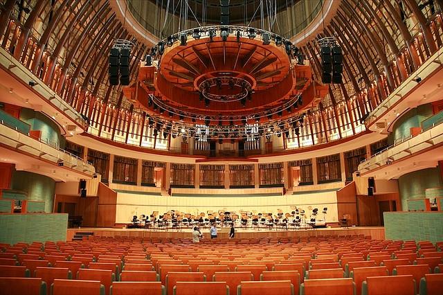esplanade theatre singapore - photo #7