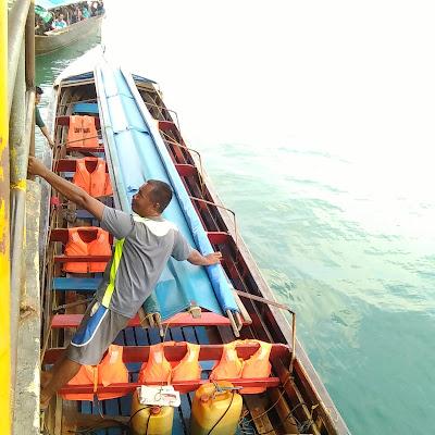 Perahu Pompong