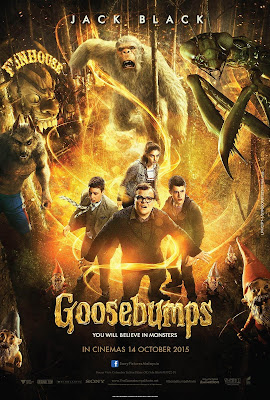 Goosebumps (2015) Hindi Dubbed movie online free HD