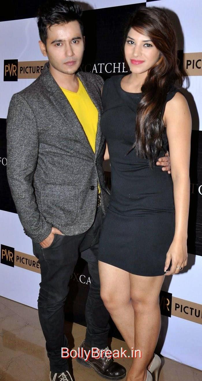 "Aditya Singh, Pooja, Komal Jha, Yuvika Chowdary At ""Foxcatcher"" Premiere"