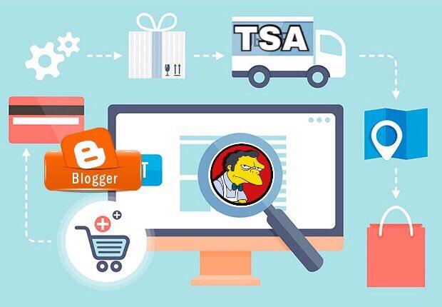 Como crear una tienda de Afiliación de Amazon en Blogger