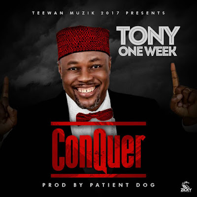 "PHOTO: Tony One Week- ""Conquer"""