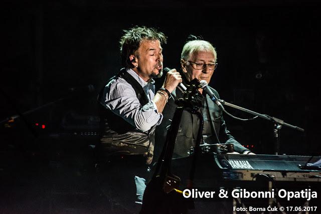 Oliver & Gibonni Opatija 17.06.2017