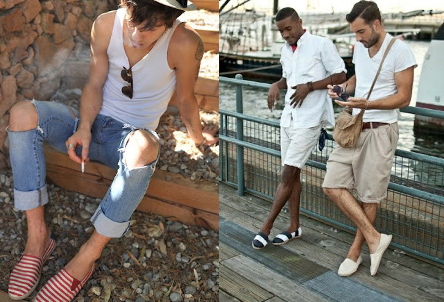 Look Masculino com Alpargatas Masculinas onde comprar, como usar (1)