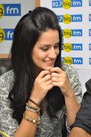Larissa Bonesi Sizzling at Big Fm HeyAndhra