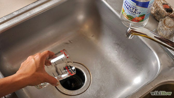Limpiar Regadera De Baño Con Vinagre:Nº 6 Para limpiar el acero inoxidable: Mezcla 1 parte de vinagre con