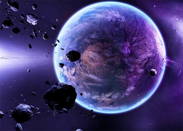 MOA-2009, el planeta que babea