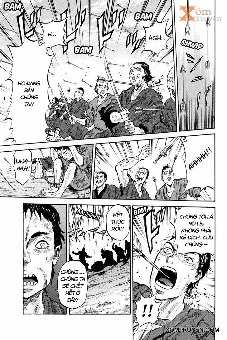 Horizon (okada takuya) chap 46 trang 3