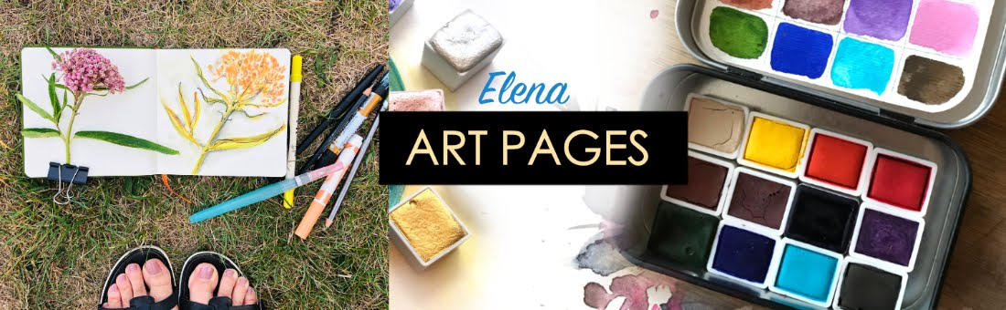 Elena Art Pages