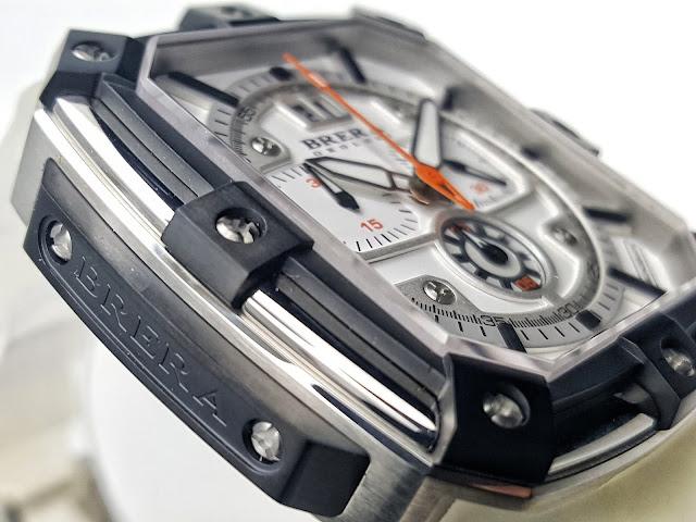 ウォッチ 腕時計 ブレラ BRERA OROLOGI  ラグジュアリー プレゼント 人気 ブランド select  スッキリ テレビ イタリア ミラノ ファッション誌 ファッション おしゃれ 可愛い ルイコレクション LOUIS COLLECTION SUPER SPORTIVO SQUARE BRSS2C4604