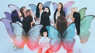 "Merilis Lagu ""Butterfly"" LOONA Nyatakan Comeback"