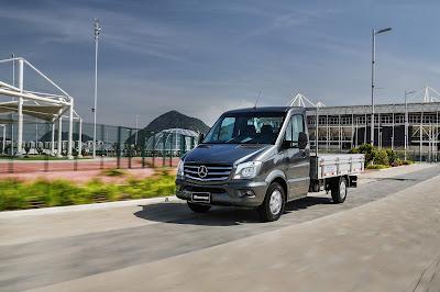 09c574da1e8 O conceito do Van Center baseia-se numa estrutura totalmente concebida para  veículos comerciais leves