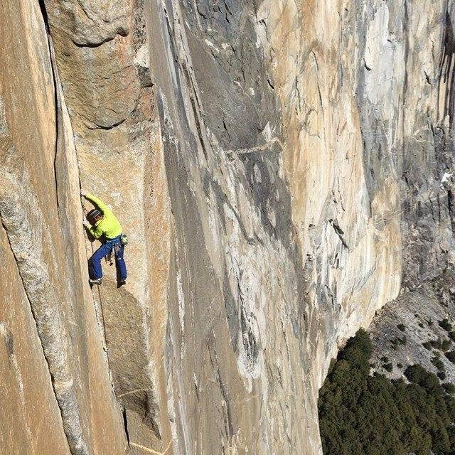 These Guys Spent 19 Days Climbing The 3,000-Foot El Capitan