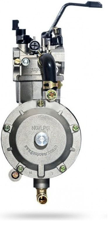 Как перевести бензогенератор на газ