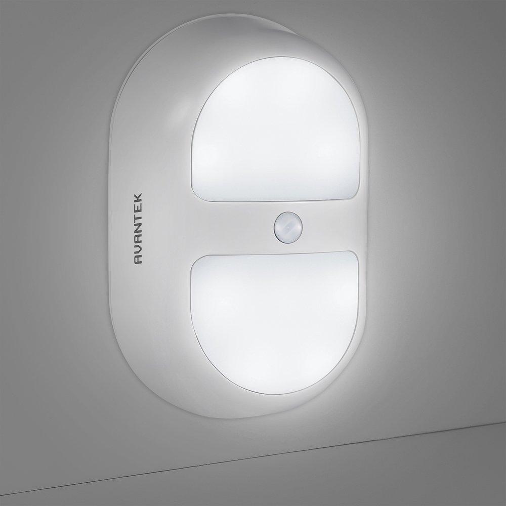 luminaire interieur a detection